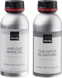 Skovby White Oil