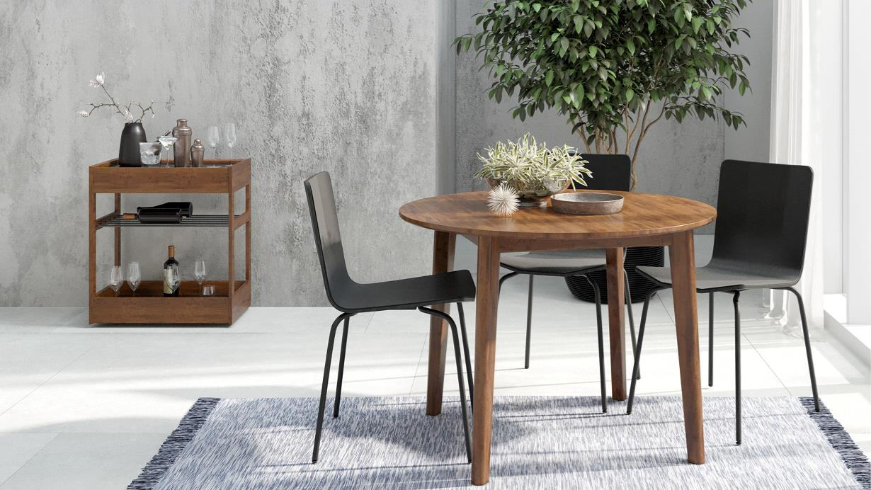Skovby dining table #120