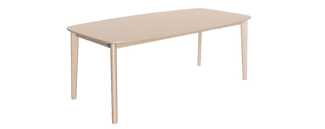 NEW! SKOVBY #118 DINING TABLE